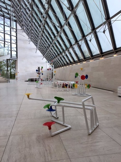 Yuri Suzuki: Acoustic Pavilion – Experience beauty through sound | Art Installations, Sculpture, Contemporary Art | Scoop.it