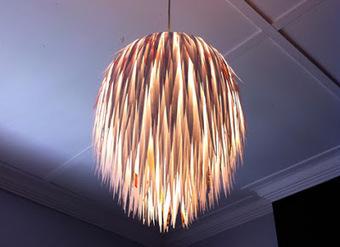 Initiales GG, une fille mais pas que...: DIY : une lampe en papier recyclé | DIY DIY | Scoop.it