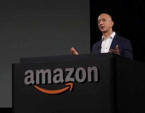 Amazon : un smartphone 3D pour 2014 ? | Inside Amazon | Scoop.it