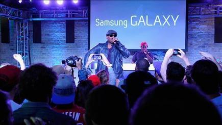 Samsung Outspends Apple on Phone Ads   The Perfect Storm Team Mobile   Scoop.it