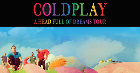 Contest Coldplay in Nice! | Nice Tourisme | Scoop.it