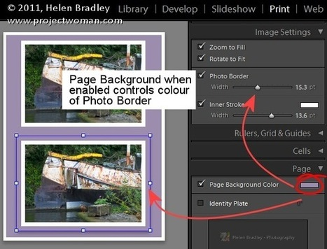 5 Gotchas in the Lightroom Print Module | Photography Stuff For You | Scoop.it