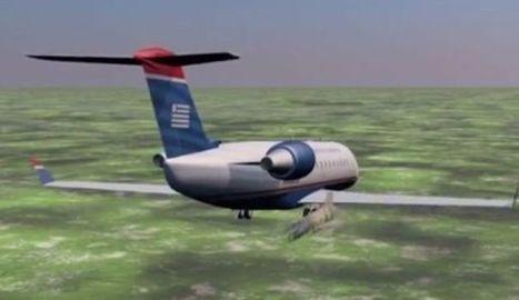 VIDEO. Etats-Unis: un drone frôle un avion de ligne | J'écris mon premier roman | Scoop.it