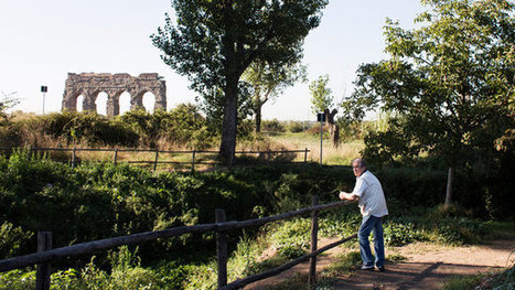 Aqueducts' Defenders Volunteer to Fill Breach in Upkeep of Park | ancient history | Scoop.it