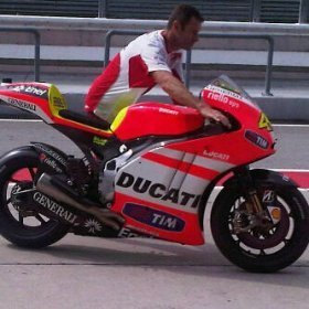 TwoWheels | Is this Valentino Rossi's GP12 Phoenix? | Ductalk Ducati News | Scoop.it