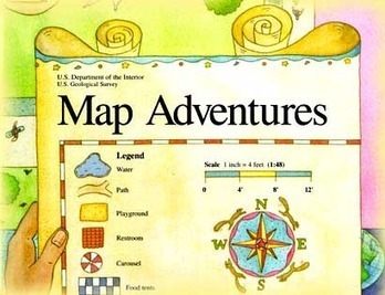 Map Adventures - Index | Primary School Teaching | Scoop.it