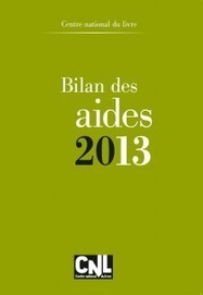 Bilan des aides 2013- Centre national du Livre | bibliotheques, de l'air | Scoop.it