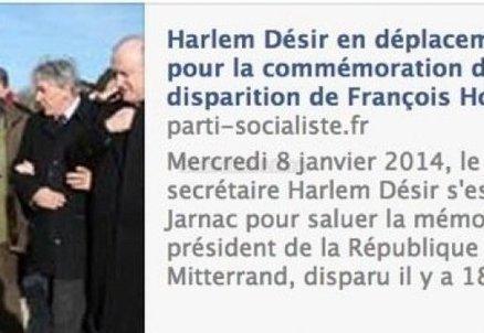 Le PS commémore à Jarnac la disparition de François... Hollande! | La vie de la cité | Scoop.it