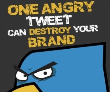 Can One Angry Tweet Destroy Your Brand? | The Mobile and Social Marketing Nuggets Scoop! | Scoop.it