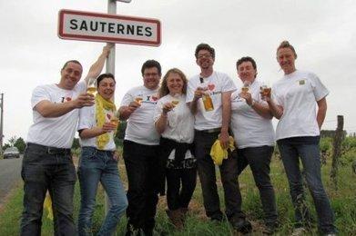 Sauternes va vivre sa première Fête du vin | Epicure : Vins, gastronomie et belles choses | Scoop.it