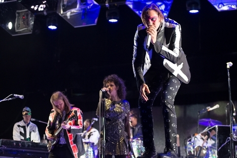 Arcade Fire Give Away Tickets to Secret Los Angeles Show | Music News, Social Media, Technology | Scoop.it