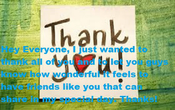 115 Best Thank You Quotes For Birthday Wishes
