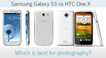 HTC One X vs. Samsung Galaxy S3, which one is best for photography? | Photography in the Age of Social Media | Scoop.it