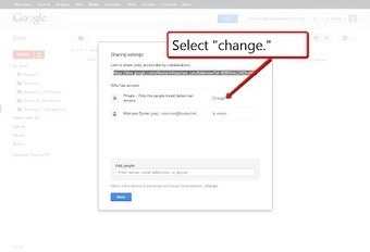 Free Technology for Teachers: Use Shared Google Drive Folders to Distribute Assignments to Students | Ed Tech | Scoop.it