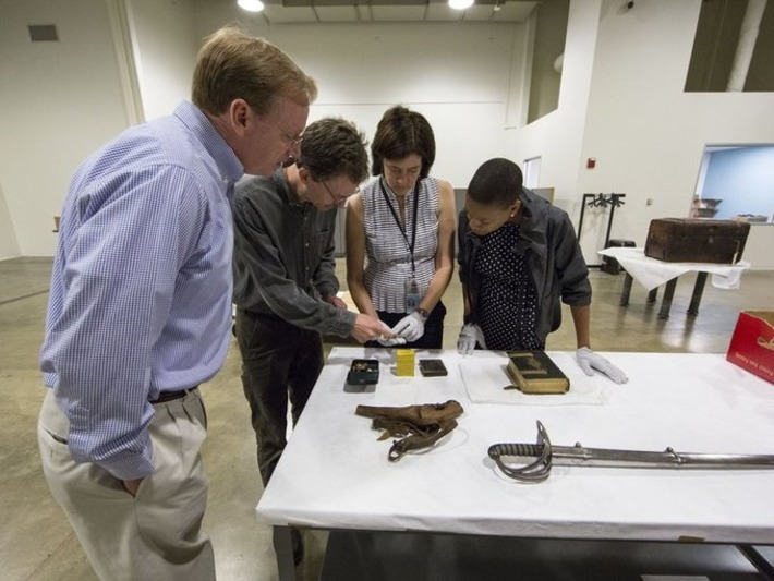 The Descendants of Abolitionist William Lloyd Garrison Donate Family Heirlooms to the Smithsonian   Smithsonian   Kiosque du monde : Amériques   Scoop.it