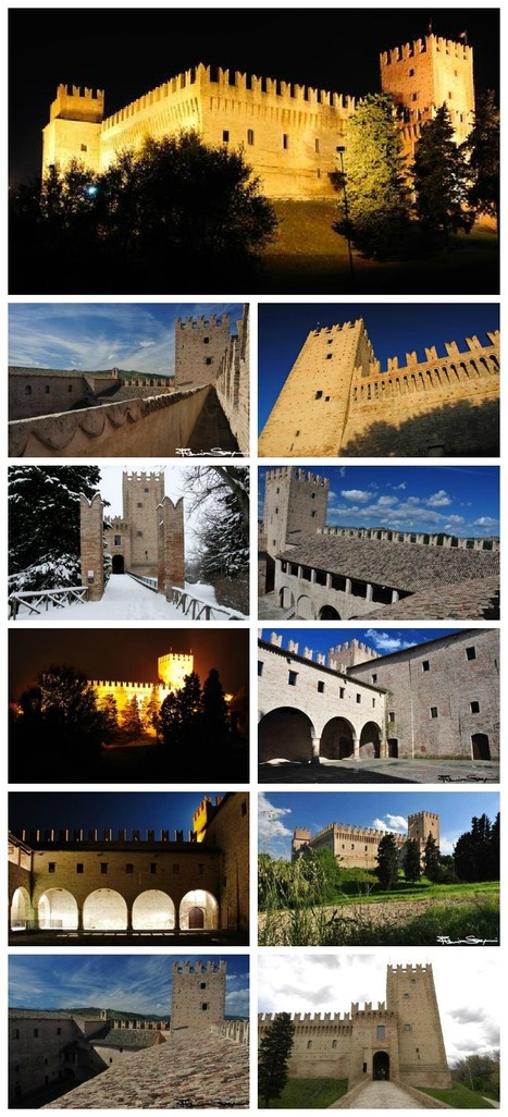 The Rancia Castle, Tolentino | Le Marche another Italy | Scoop.it