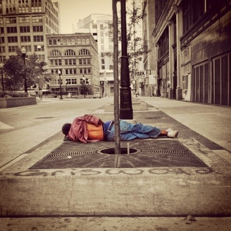 Underground Visuals: Griswold Street in Downtown Detroit | We Are JUXT | MobilePhotography | Scoop.it