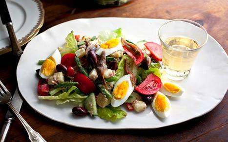Salade Niçoise With Yogurt Vinaigrette   HealthSmart   Scoop.it