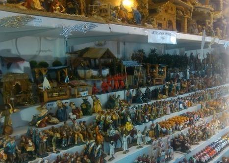 Nov 28, Fira de Santa Llucia - Barcelona's Oldest Christmas Market   Online Marketing   Scoop.it