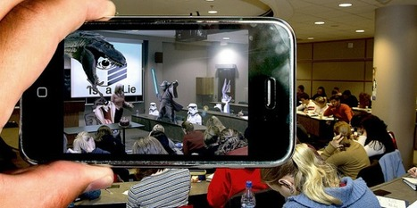 Augmented Reality Just Beginning to Change How We Interact With the Real World | Teaching & learning in the creative industries | Scoop.it