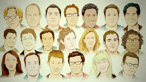 The Young Influentials: 20 Under 40 Who Are Wicked Smart and Rebooting Your World | Social Storytelling | Scoop.it