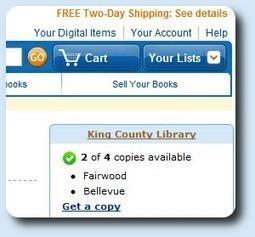 Une extension de moteur de recherche incite à visiter les bibliothèques | Médiathèque numérique | Scoop.it