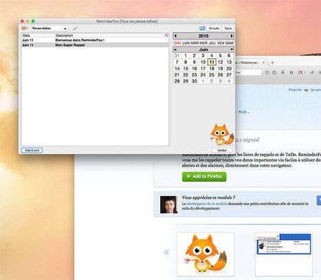10 extensions à installer de toute urgence sur Firefox | Technologies & web - Trouvez votre formation sur www.nextformation.com | Scoop.it