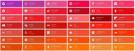 #Simple #Icons #Graphic #Design | Design Ideas | Scoop.it