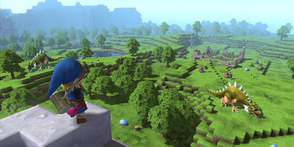 Dragon Quest Builders inspired by Minecraft | myproffs.co.uk- gaming news | Scoop.it
