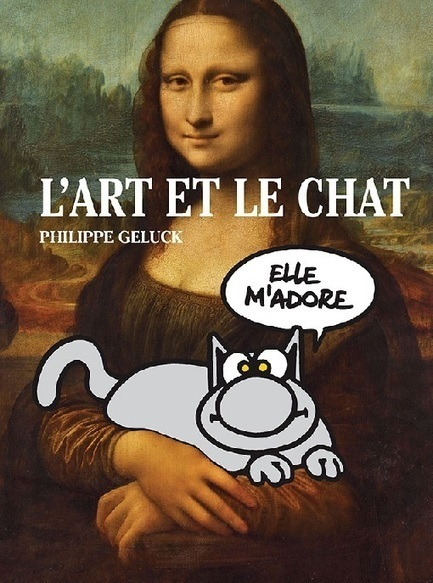 Expo, l'Art et le Chat | Charentonneau | Scoop.it