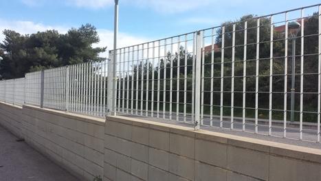 39 divisorias 39 in cerramientos met licos vallas cercados - Vallas para terrenos ...