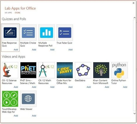 Microsoft Office Mix Review – a potential new player in digital learning?   LinkedIn   elearning stuff   Scoop.it
