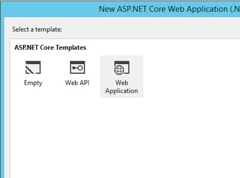 How to use Docker to run ASP.NET Core apps on G...