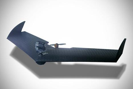 Première aile volante autonome pour photographes | NoDrone | Scoop.it