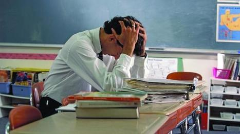 'The level of workload expected of teachers is not improving schools, but it is wrecking lives' | Progressive, Innovative Approaches to Education | Scoop.it