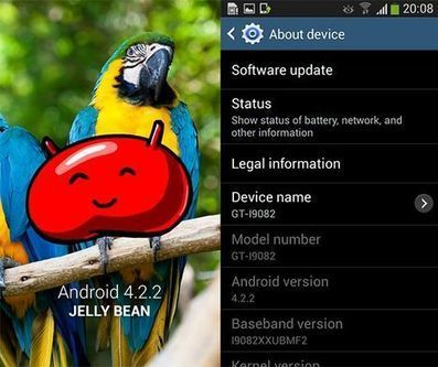 Samsung GALAXY Grand Duos Android 4.2.2 surfaced   Plan for Women Prisoners' Rehab   Scoop.it