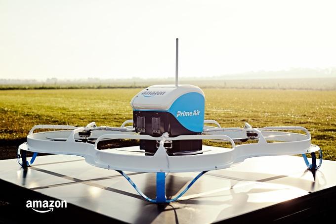 Amazon va tester la livraison par drone en Belgique