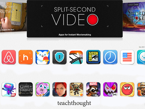22 Apps To Make Videos In The Classroom | Character and character tools | Scoop.it