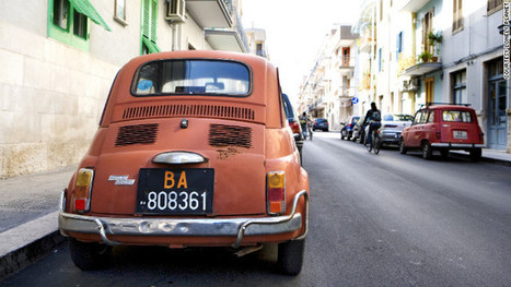 An insider's guide to driving in Italy | Binterest | Scoop.it