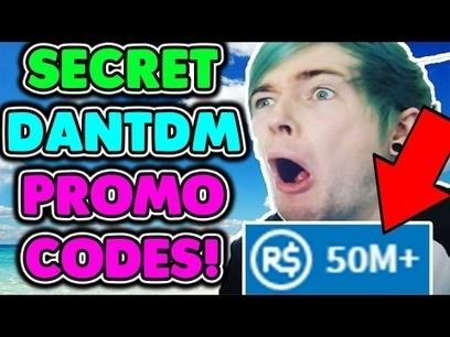 Dantdm Free Roblox Account Roblox Dantdm Leaks A Promo Code For 50