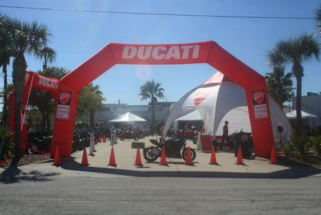 Ducati at Daytona Bike Week | Ductalk Ducati News | Scoop.it