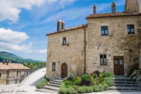 Castel del Giudice & the Borgotufi | Italia Mia | Scoop.it