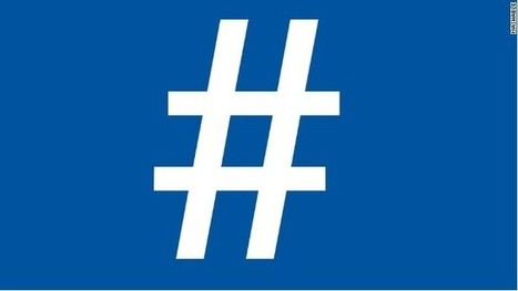 Facebook finally gets #hashtags | New Media Technology | Scoop.it