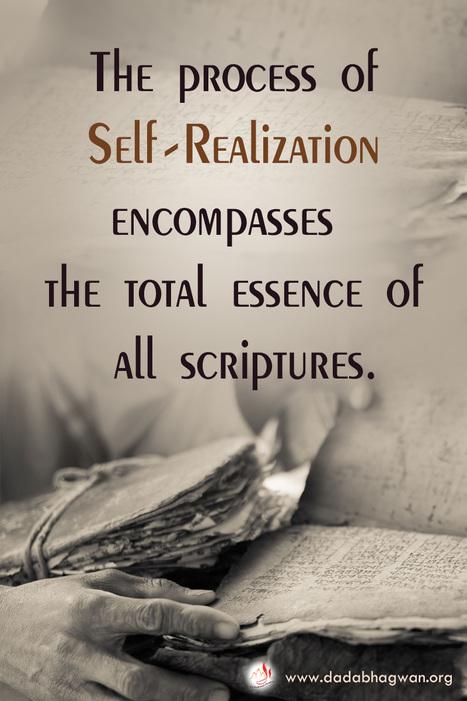 the process of self realization happiness li