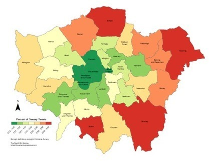 London's 'Rudest' Boroughs | Lidar | Scoop.it