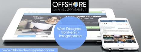 Web Designer - front-end - Infographiste | Offshore Developpement | Scoop.it