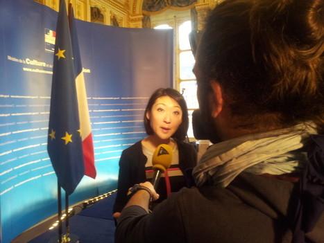 Vœux à la presse de Fleur Pellerin, ministre de la Culture et de la communication ⋆ Patrimoine-en-blog   L'observateur du patrimoine   Scoop.it