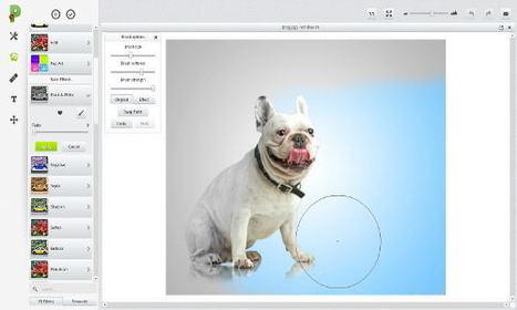 ::: Picadilo - Photo Editing ::: Application de retouche d'images en ligne | CRÉER - DESSINER EN LIGNE | Scoop.it