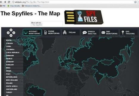 Wikileaks dénonce les acteurs de la surveillance d'Internet - The Inquirer - Pour taper sur les doigts de ceux qui se rongent les ongles - The Inquirer le site des décideurs en informatique | ICT S... | Sécurité informatique | Scoop.it