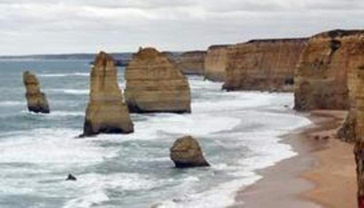 L'Australie n'est plus où elle était | Iles | Scoop.it